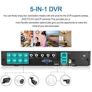 Image 3 - 1pcs Surveillance Video Recorder DVR 8CH 1080P 1080N HDMI H.264 CCTV Security Video Recorder Cloud DVR 8 Video for Security Cam