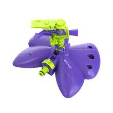 Садовый спринклер PALISAD 65402 распылитель импульсный Бабочка с регулировкой