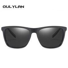 Cool Retro Polarized Sunglasses