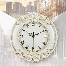 European Style Wall Clock Modern Design For Home Decoration