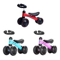 Children Balance Bike Stroller Gliding 1 3 Years Old Walker Without Pedals Baby Swing Toy Car Balance Training Bike Kids Walker