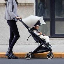 Portable Baby Stroller 2018 New High Landscape Infant Lightweight Strollers Fold