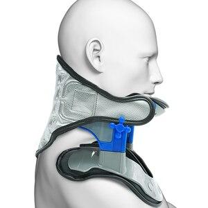 Image 2 - MARESE cou Traction soins cou respirant cervicales étirement col de lutérus civière cervicale vertèbre outil tracteur médical maison