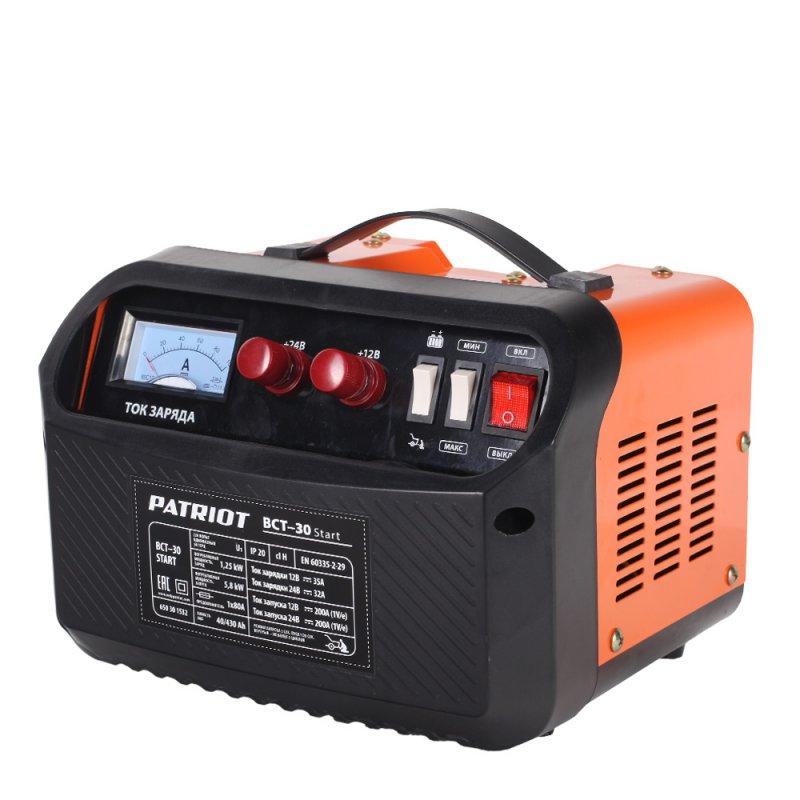 Battery charger PATRIOT BST-30 Start bst 648