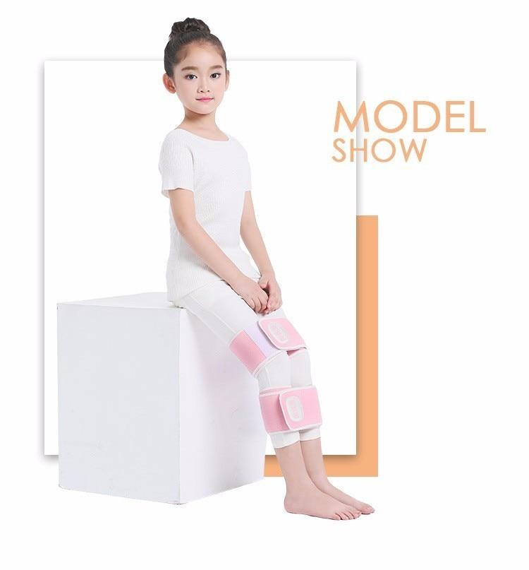 Bandes de correcteur de jambes de type O/X Bandage en coton respirant confortable pour enfants O Corrections de jambes T0059SHDBandes de correcteur de jambes de type O/X Bandage en coton respirant confortable pour enfants O Corrections de jambes T0059SHD