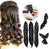 BellyLady 20pcs/set Sponge Flexible Foam Hair Curlers DIY Hair Styling Tools