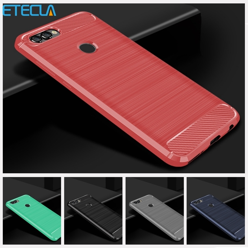 For HUAWEI P SMART Plus 2019 Case On HUAWEI Mate 20 X Cover For Huawei P20 Pro Mate 10 Lite P9 Lite 2017 RS SE Mini TPU Case