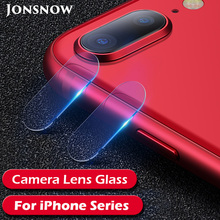 JONSNOW For iPhone 7 7+ 8 Plus Camera Glass for iPhone X XR XS Max Screen Protector Camera Lens Protective Film No Hole Version стоимость