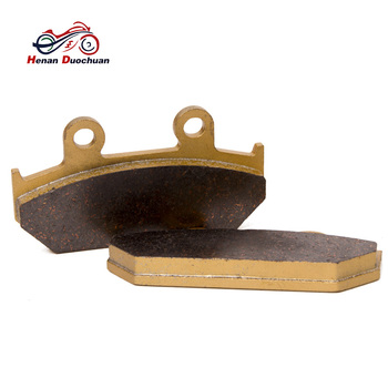 Motorcycle Spare Parts For HONDA RS 125/250 VFR CBR 750 1000 CD GB VTZ 250 NX 500 650 XL VT600 XRV650 XL1500 Brake Pads Shoes image