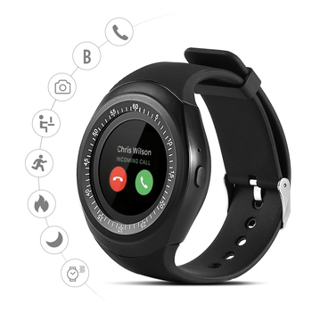 Alfawise 696 Y1 Bluetooth Phone Smart Watches Android Remote Camera Smart Band Sport Pedometer SMS Smartwatch for Android умные часы smart watch y1