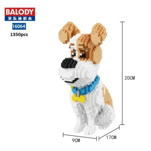 Balody Mini blocks Cute pet Do