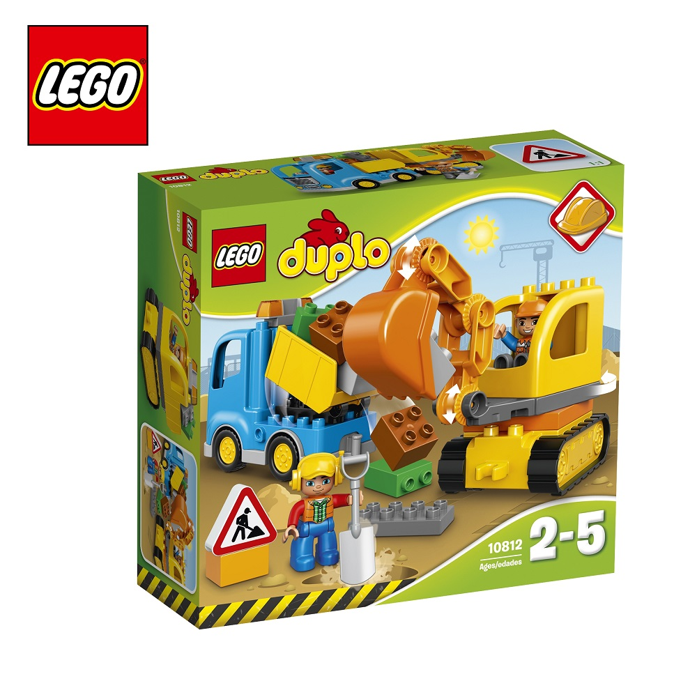 Blocks LEGO 10812 DUPLO play designer building block set  toys for boys girls game Designers Construction ахманов м темные небеса