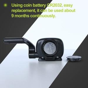 Image 3 - Meilan C3 kablosuz hız/ritim sensörü su geçirmez Bluetooth BT4.0 sensörü