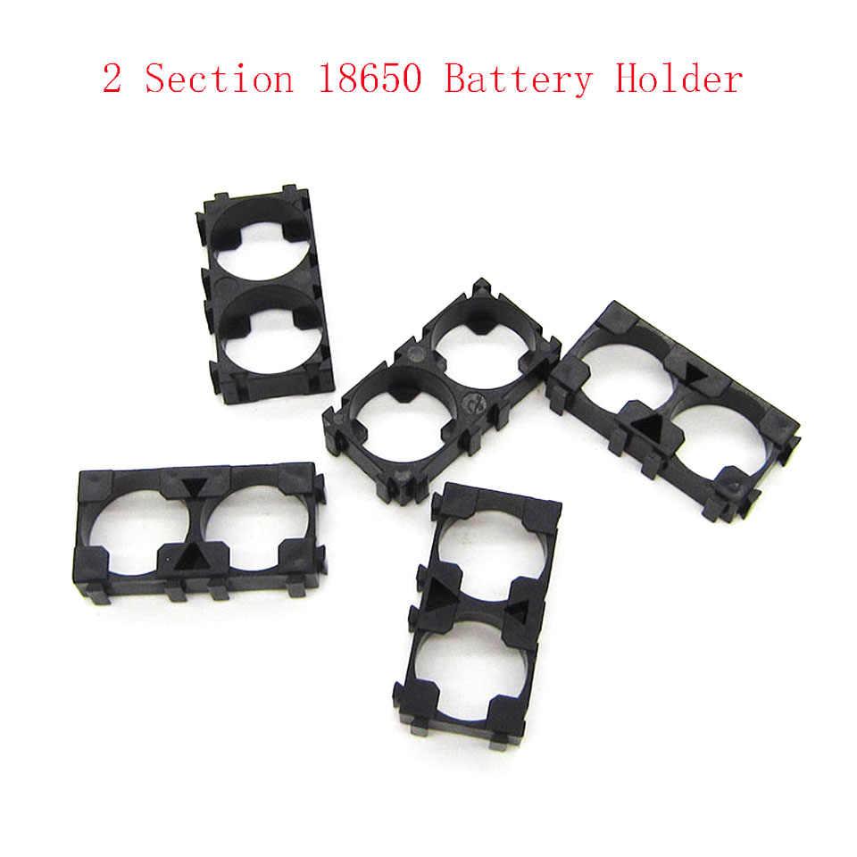 Batterij Spacer 2 Sectie 18650 Uitstraalt Shell EV Pack Plastic Warmte Houder Beugel Nieuwe