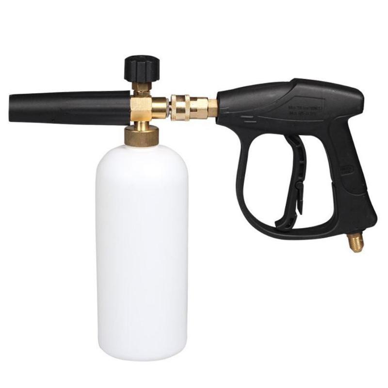 VODOOL High Pressure Soap Foamer Car Washing Snow Foam Generator Lance Gun Sprayer Kettle Kit For Karcher K3 K4 K5 K6 K7 Washer
