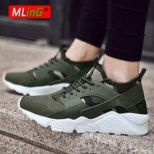 Negro con zapatos casuales zapatos de gran tamaño Unisex de moda para las  mujeres y los hombres 38 44 47 transpirable caminar al. fc7424850eb