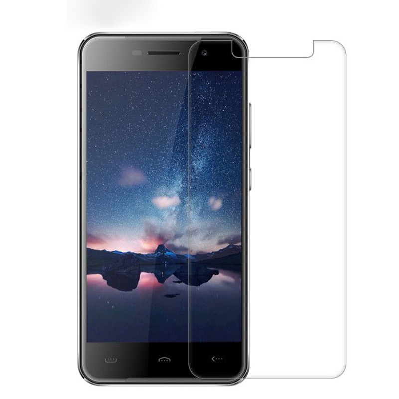 Clear Tempered Glass for <font><b>Homtom</b></font> <font><b>HT16</b></font> <font><b>Screen</b></font> Protector for HT17 Pro Glass Film on the for <font><b>Homtom</b></font> HT37 Phone Protective Case image