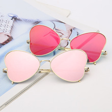 MARC Trend Fashion Butterfly Cool Creative Popular the Sun Glasses Female Sunglasses Candy-Colored