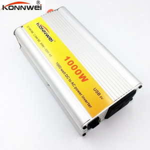 Professional 1000 W Car Inverter DC 12 V to AC 220 V Power Inverter Charger Transformer Vehicle Power Inverter Power Switch(China)
