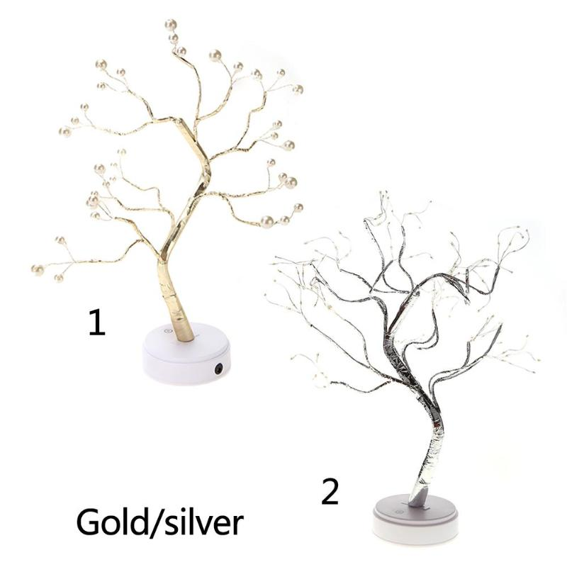 Creative Touch Tree Branch Led Light Indoor Bedroom Decor Lighting Lamp For Living Room Party Festival Decoration Demand Exceeding Supply