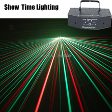 Free Shipping DJ Laser stage light Full Color 96 RGB Patterns Projector Stage Effect Lighting for Disco Xmas Party 3 heads laser mini led laser light rgb 120 patterns stage lighting effect laser projector auto sound actived lamp xmas party disco lights