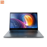 Original Xiaomi Notebook Pro 16GB + 256GB SSD RAM Inch Intel Core i7 8550U Quad Core Win10 15.6 Fingerprint Sensor Game Laptop