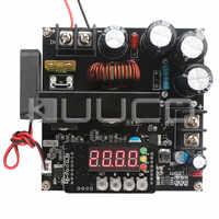 DC Boost Netzteil Modul 900W DC8 ~ 60V zu 10 ~ 120V 15A NC Einstellbare Spannung regler DC12V 24V Boost Konverter
