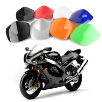 ZX6R 2003 2004 Rear Pillion Passenger Cowl Seat Cover Fairing GZYF Motorcycle Parts For Kawasaki ZX 6R ABS plastic