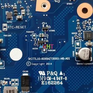 Image 5 - 855546 001 855546 601 w i7 5500U cpu 6050a2730001 mb a01 r5/m330 2g gpu para hp 346 computador portátil placa mãe mainboard