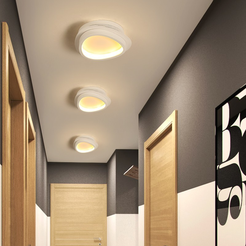 Moderne LED Decke Lichter Für Korridor Eingang Von Hause Plafonnier Luminaria Lamparas De Techo Einfache Beleuchtung Lampe Leuchte
