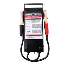 6 V-12 V 100Amp автомобилей Ван автоматический тестер аккумулятора нагрузки падение зарядки Системы анализатор Checker инструмент Батарея тестер Универсальный Автомобильный инструменты