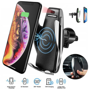 S5 Car QI Wireless Charger Sma