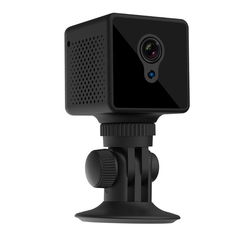S8 Mini caméra HD Vision nocturne P2P WiFi 1080 P caméscope de détection de mouvement