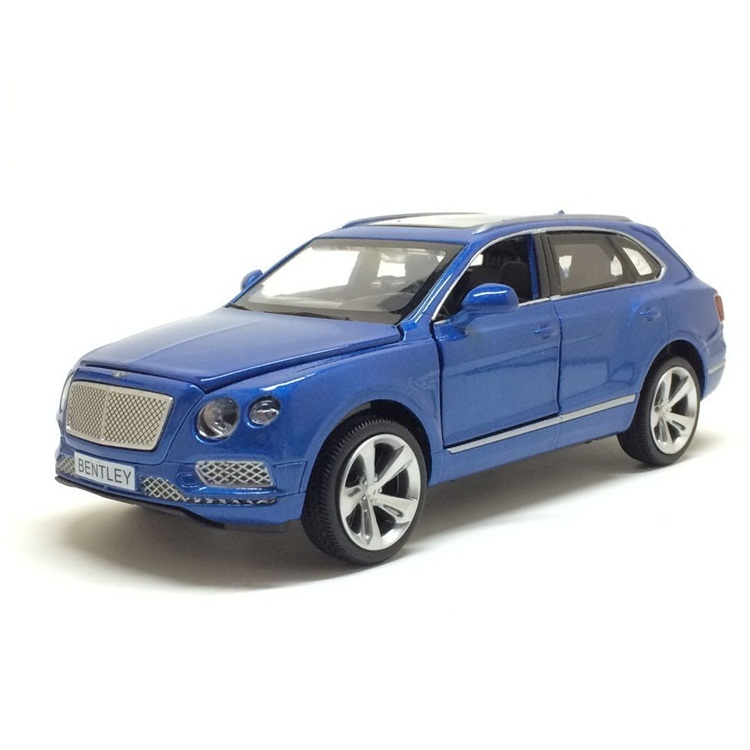 High Simulation Exquisite Diecasts & Toy Vehicles: Caipo Car Styling Bentayga SUV 1:32 Alloy Car Model Sounds and Light