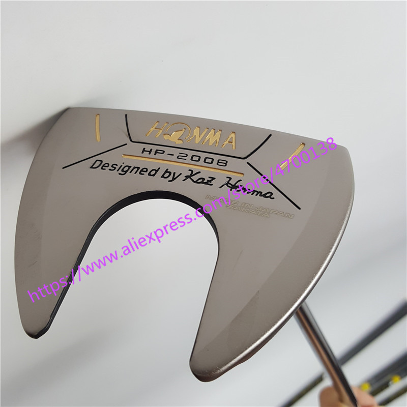 golf ciub Honma HP-2008 golf putter club golf club high quality free headcover and shippinggolf ciub Honma HP-2008 golf putter club golf club high quality free headcover and shipping