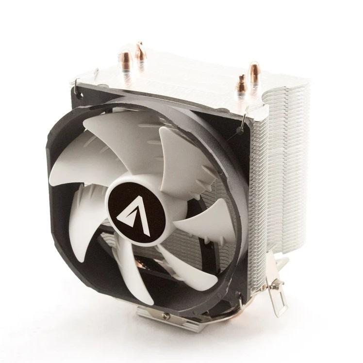 Fan CPU Abysm Gaming Snow II Air Cooler Intel LGA 1156/1155/1151/1150/AMD: fm2 +/Fm1/Am3 +/Am3/Am2 image