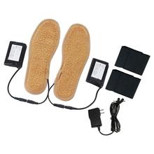 Electric Insoles Warm Foot Warmer Heating Insole Charging Insole Warm Feet Full Foot