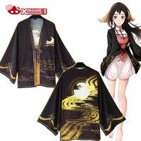 Milky Way Chinese Style Haori traditionnel kimono Harajuku Haori Coat jacket japanese kimono haori women coat haori cardigan