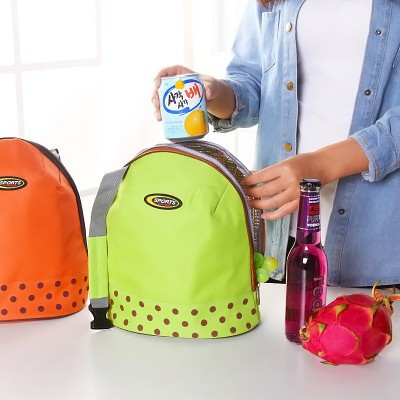 Ausuky New Hot Variety Pattern Lunch Bag Women Handbag Waterproof Picnic Bag Lunchbox For Kids Adult Food Box Storage Bag