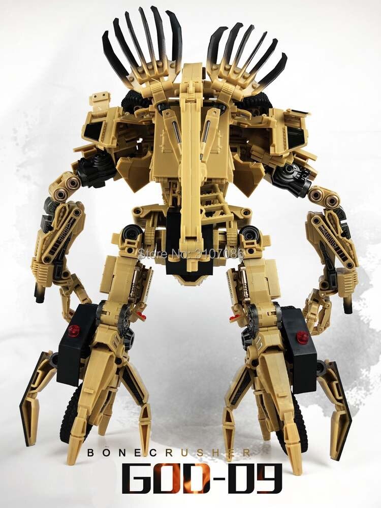 TF Sogni Spaccaossa DIO 09 GOD09 Trasformazione Movie Film Classico MP Leva Collection Action Figure Giocattoli Robot-in Action figure e personaggi giocattolo da Giocattoli e hobby su  Gruppo 2