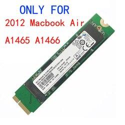 Новый 128 ГБ 256 512 1 ТБ SSD для 2012 Macbook Air A1465 A1466 Md231 Md232 Md223 Md224 твердотельный накопитель MAC SSD