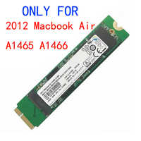Nouveau disque SSD 128 go 256 go 512 go 1 to pour Macbook Air 2012 A1465 A1466 Md231 Md232 Md223 Md224 disque SSD MAC