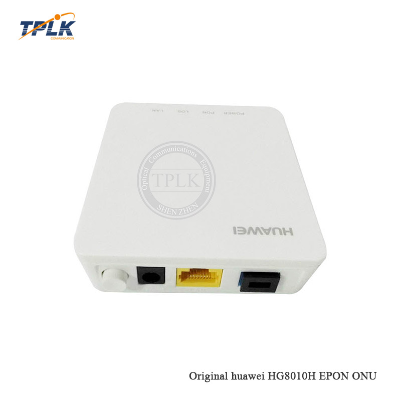 Cellphones & Telecommunications Hottest Best Price 1lan+1pot 1pots+1fe English Firmware Original Hua Wei Hg8010f Optical Ftth Unit Communication Equipments