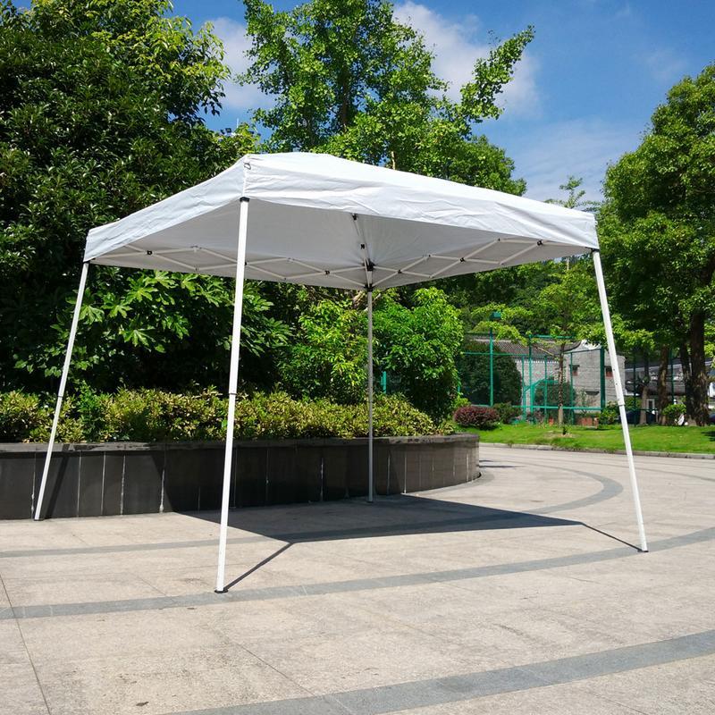 3x3 M Étanche Tente Pliante Portable En Plein Air De Voiture Tente de Camping Abri Anti-UV Jardin De Pêche De Voiture Auvent Soleil Abri