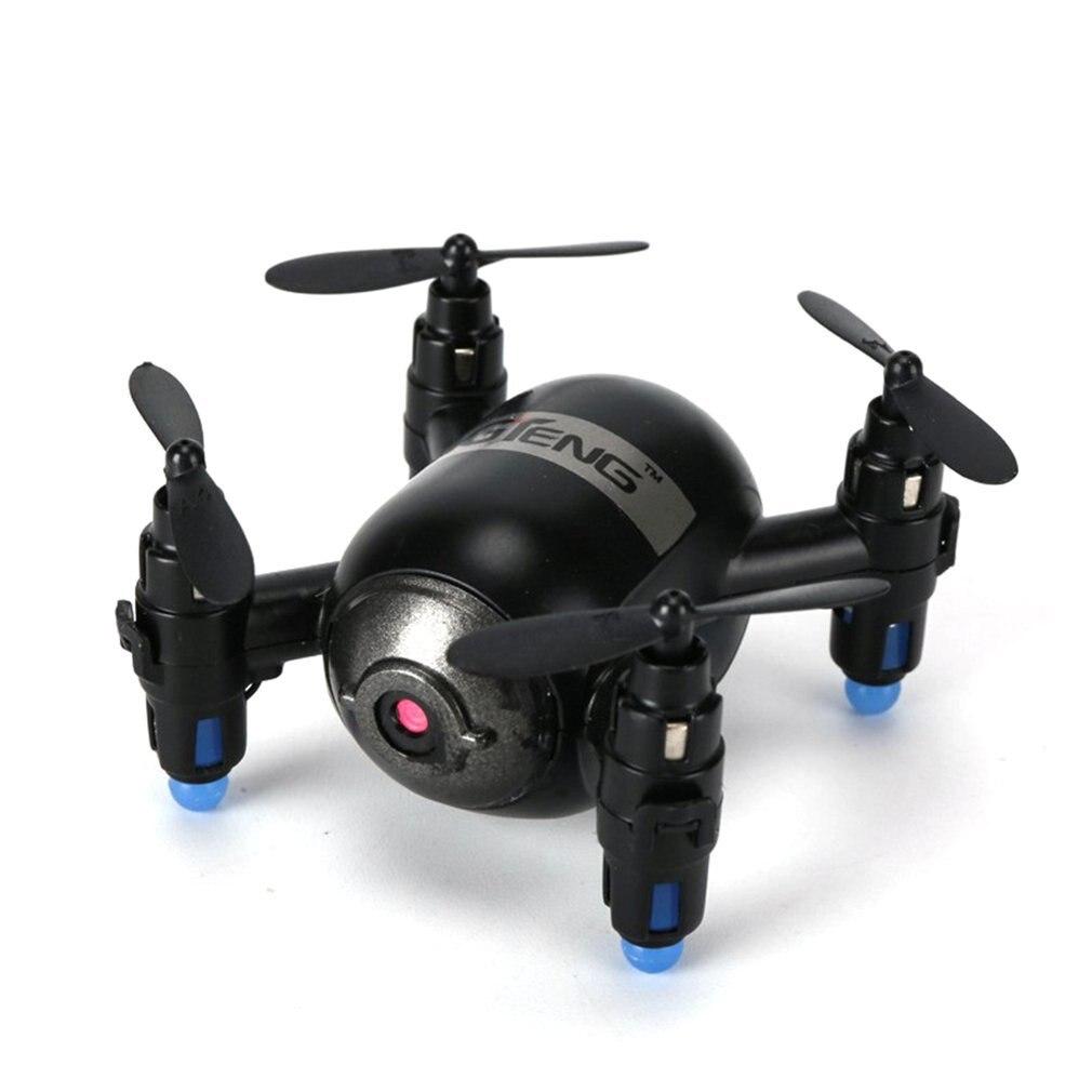 T906w 2.4g Mini Drone Avec Hauteur Fixe Wifi en temps Réel Transmission Pliable Sans Tête Mode quadrirotor Drone Modèle Jouets rc