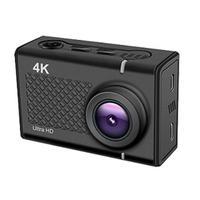Sports Mini Touch Screen Ultra HD Camera 4K/30fps WiFi 2.35 170Degree Underwater 30m Waterproof Helmet Camera