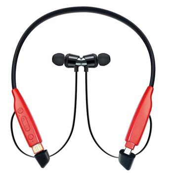 Durable Bluetooth Wireless Earphone Card Neck TF Hanging MP3 Micro, USB 10m Playing 6 Headset 8h 2h Outdoor 8h