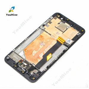 """Image 5 - 5.2"""" with Frame For HTC U Play LCD DIsplay + Touch Screen Digitizer Assembly For htc u play U 2u LCD free shipping"""