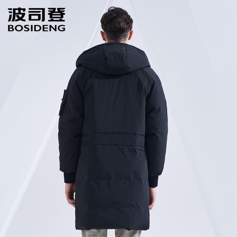 Bosideng 새로운 겨울 다운 코트 남성 다운 재킷 긴 파카 겨울 thicken outwear 후드 방수 b80141501ds-에서다운 재킷부터 남성 의류 의  그룹 3