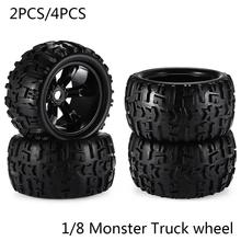 RC Car Off Road 1/8 for Monster Truck Bigfoot Tyre Tires 17m